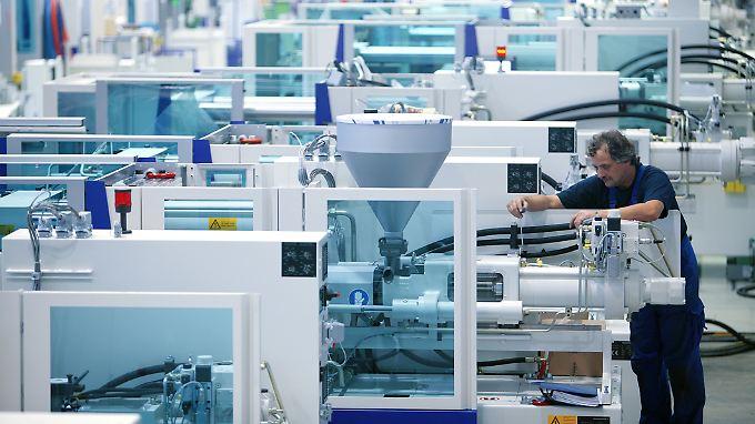 Die deutsche Technologie von KraussMaffei soll ChemChina voranbringen.
