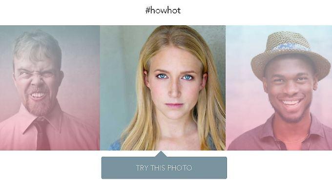 Können Computer die Schönheit eines Menschen anhand von Fotos bestimmen?