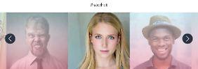 #howhot - wie heiß bin ich?: Website sagt, wer wirklich schön ist