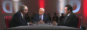 """Hans-Peter Friedrich in """"Das Duell"""": """"Das kann zu einer Staatskrise führen"""""""