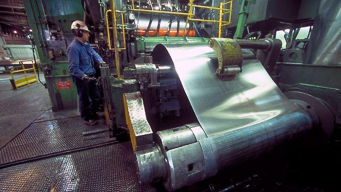 Ein Aluminiumwerk im italienischen Fusina: Alcoa ist einer der größten Aluminiumproduzenten weltweit.