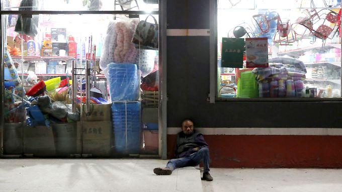 Wie hart wird die chinesische Konjunktur landen?