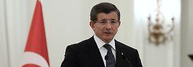 Tote in Istanbul: Türkischer Ministerpräsident macht IS für Anschlag verantwortlich