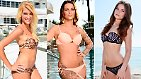 """Rosige Aussichten: Die """"Bachelor""""-Babes im Bikini"""