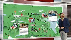 n-tv Netzreporter: Miniatur Wunderland per Google Street View erkunden