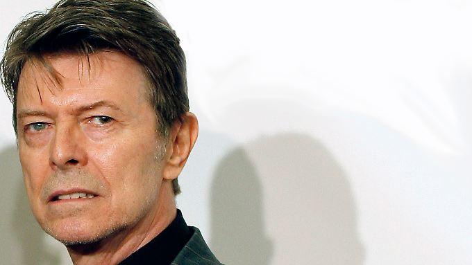 Man wird sich auch ohne Trauerfeier an ihn erinnern: David Bowie.
