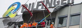 Angebote für wichtige Sparte: Baukonzern Bilfinger prüft Aufspaltung