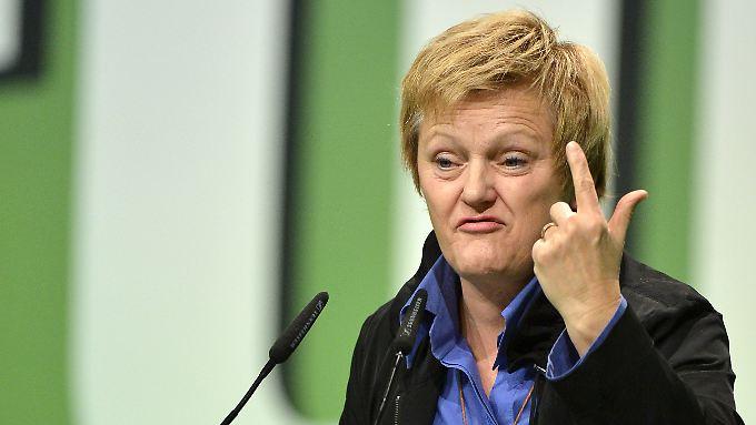 """Renate Künast: """"Die meisten Hass-Kommentare kommen ganz ohne Anrede aus."""""""
