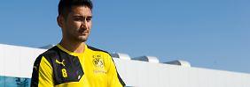 Gündogan, Hummels, Mkhitaryan: BVB muss um Star-Trio kämpfen