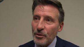 """IAAF-Chef Coe im Interview: """"Der Weg zurück zum Vertrauen wird ein schmerzhafter sein"""""""