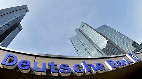 """Manipulation im Devisenhandel?: Deutsche Bank weist """"Schummel-Software""""-Vorwürfe zurück"""