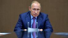 Wiederwahl sicher: Putin trotzt schwacher Wirtschaft