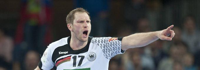 """""""Für mich ist das gegessen"""": Steffen Weinhold."""