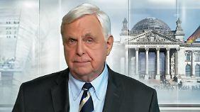 """Kommentar von Heiner Bremer: """"Merkels an sich völlig richtiges Konzept ist gescheitert"""""""