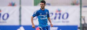 + Fußball, Transfers, Gerüchte +: HSV weiter vom Verletzungspech verfolgt