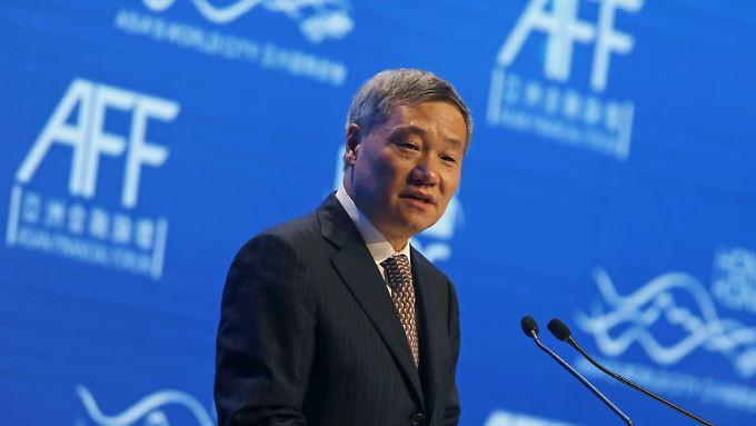 Das Vertrauen der Märkte hat Chefaufseher Xiao schon lange verloren - und nun auch das der Regierung.