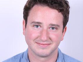 Gabriel Zucman ist Assistenzprofessor für Wirtschaftswissenschaften an der Universität Berkeley.