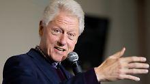 Schmutzige Geschichten: Im Kampf gegen Hillary setzt Trump auf Bill