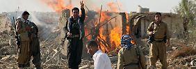 Amnesty: Tausende Häuser zerstört: Kurden-Kämpfer üben Rache an Arabern