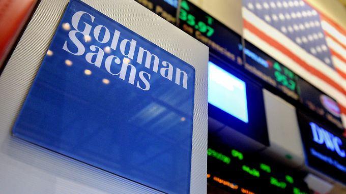 Mitverantwortlich für die Finanzkrise 2007 - die Altlasten loszuwerden, kostet Goldman Sachs viel Geld.