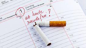 Kurse zur Raucherentwöhnung bringen bei vielen Kassen Punkte.