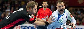 Nächstes Ziel: EM-Halbfinale: Handballer räumen Slowenien beiseite