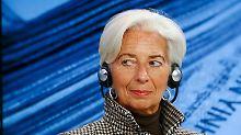 Christine Lagarde hat ihren Hut in den Ring geworfen.