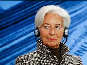 Christine Lagarde hat ihren Hut in den Ring geworfen.