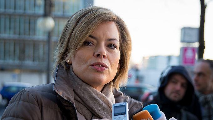 Julia Klöckner, Chefin der rheinland-pfälzischen CDU und Vizevorsitzende der Bundes-CDU, will Ministerpräsidentin in Mainz werden.