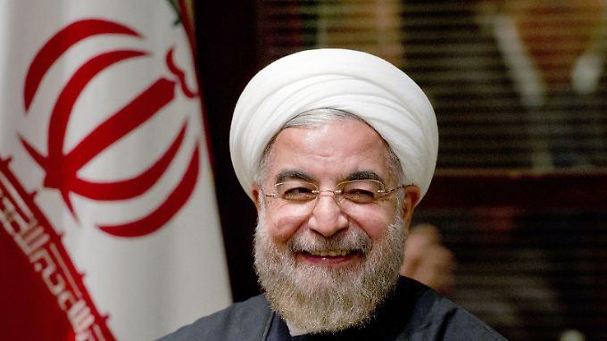 Was wird Irans reformorientierter Präsident Hassan Ruhani mit den eingefrorenen Auslandsgeldern des Mullah-Staates machen?