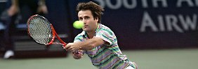 """""""19 der 23 besten Spieler geschlagen"""": Santoro verteidigt Djokovic gegen Verdacht"""