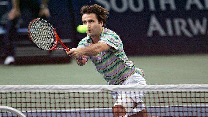 Fabrice Santoro schlug Novak Djokovic 2007 recht überraschend.