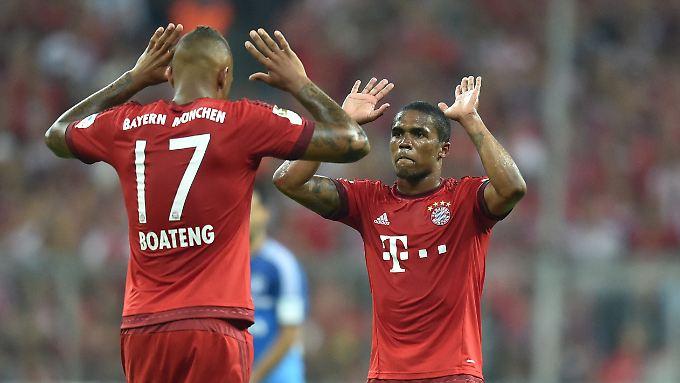 In der Hinrunde sammelte der FC Bayern bescheidene 15 Siege in der Bundesliga. Es bleibt also Luft nach oben.