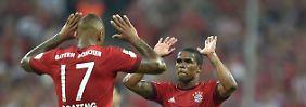 So läuft der Rückrundenauftakt: Bayern langweilt, BVB strotzt, Gladbach tönt