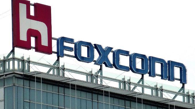 Der iPhone-Bauer Foxconn arbeitet über eine Tochter mit Kontron zusammen. Dem deutschen Unternehmen verhilft das zu einem Kurssprung.