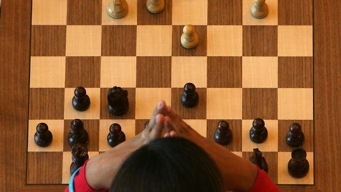 Seit dem 6. Jahrhundert wird in Persien Schach gespielt.