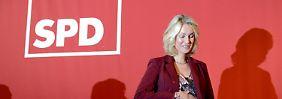 Familienministerin im Mutterschutz: Schwesigs Gratwanderung