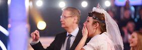 Schlug sich trotz hochschwappender Panik gut: Christine Kantert