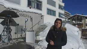 Exklusive Einblicke in Davos: So sieht es hinter den Kulissen des Weltwirtschaftsforums aus