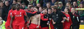 Klopp jubelt seine Brille kaputt: Liverpool triumphiert in Neun-Tore-Thriller