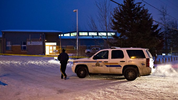 Die Gemeinde La Loche, in der das Massaker verübt wurde, liegt weitab von größeren Städten in der kanadischen Taiga.