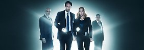 """""""Akte X"""" meldet sich zurück: Monster-Paranoia mit Mulder und Scully"""