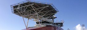 Mini-U-Boot prallt auf Vulkan: MH370-Suche wird unterbrochen