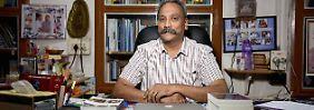 Mit Amnesty-Preis ausgezeichnet: Anwalt kämpft für Kastenlose in Indien