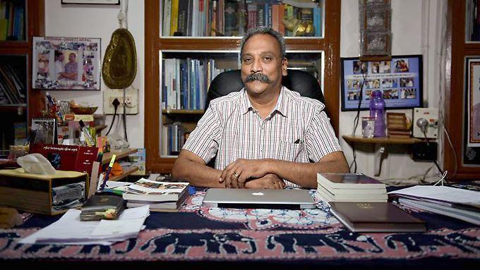 Der indische Rechtsanwalt Henri Tiphagne engagiert sich für Menschen, die ihre Rechte kaum wahrnehmen können.