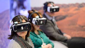 n-tv Ratgeber: Virtual-Reality-Brillen im Vergleich