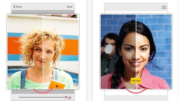 Veschönert Microsoft Selfie Selbstporträts besser als die vielen anderen ähnlichen Apps?