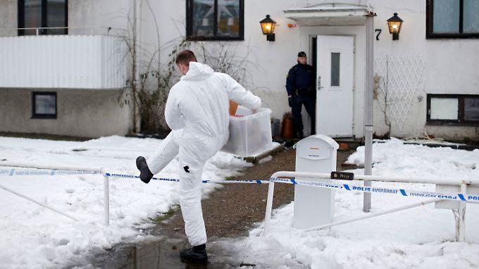 In dem Heim in den Nähe von Göteborg sei es bisher zu keinen Zwischenfällen gekommen, sagt eine Mitarbeiterin.