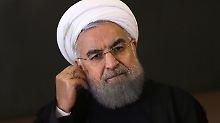 Senat verlängert Sanktionen: Iran wirft USA Bruch des Atom-Deals vor