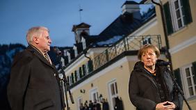 Forderung nach Grenzsicherung: Bayern richtet Brief an den Bund und droht